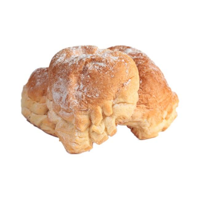 """Layered buns with jam """"Skiauterėlės"""""""