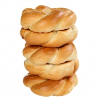 Scalded ring-shaped rolls