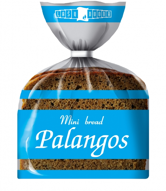 """PALANGA"" mini white bread"