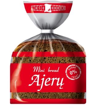 "Mini ""Ajerų"" duona"