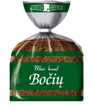 """Bočių"" mini bread"
